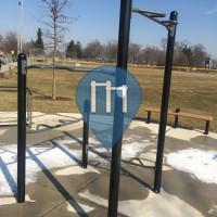 Joliet - Parque Street Workout - Garnsey park, Crest Hill, IL