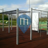 Paderborn - Calisthenics Park - Ahorn Sportpark - Playparc / Kuck Fitness