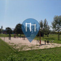 户外运动健身房 - 贝拉里亚-伊贾马里纳 - Parco del Gelso - Calisthenics area