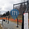 Barra per trazioni all'aperto - Toronto - Outdoor Fitness Greenwood Park