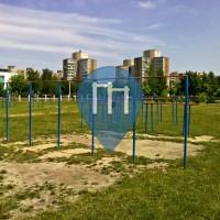 Salihorsk - Calisthenics Training Area - школа no.11