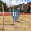 Roeselare - Outdoor Pull Up Bars - Stedelijk sportstadion