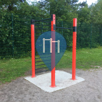 Lahti - Calisthenics Equipment - Radiomäenkatu