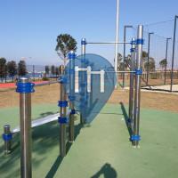 Koper - Street Workout Anlage - Koper obala