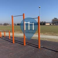 Borgaro Torinese - Calisthenics Stations - Borgaro Torinese - Outdoor gym park
