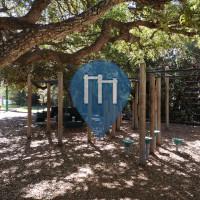 Calisthenics Stations - Satellite Beach - Gleason Park Fitness stations