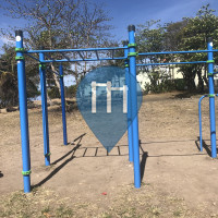 Parco Calisthenics - Sainte-Luce - Street workout Martinique