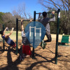 Austin - Calisthenics Equipment - Big Stacy Swimming Pool