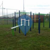 Malbork - Street Workout Park - Orlik