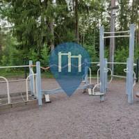 Турник / турники - Лахти - Vitsapuisto fitness corner