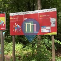 户外运动健身房 - 伯尔尼 - Vita Parcours Könizbergwald