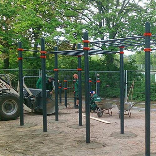 Parco costruzione