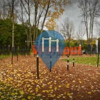 Ottawa – Street Workout Park – New Edingburgh Park