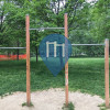 Bologna - Outdoor Fitness Corner- Parco Don Bosco