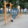 Yodogawa-ku - Street Workout Gym - Juso Park