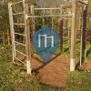 Igel - Playground with Pull Up Bars - Sportplatz