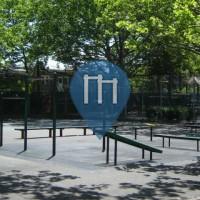 New York - Workout Station - Bulova Park