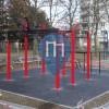 Karlovy Vary - Street Workout Park - RVL 13