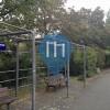 Darmstadt - Outdoor Pull Up Bars - Albert-Schweitzer-Anlage