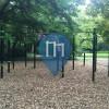 Antwerp - Calisthenics Park - Hof De Bist