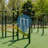 Königs Wusterhausen - Calisthenics Park - Nottekanal