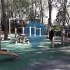 Nanjing - Calisthenics Park - Xuanwu Lake Park