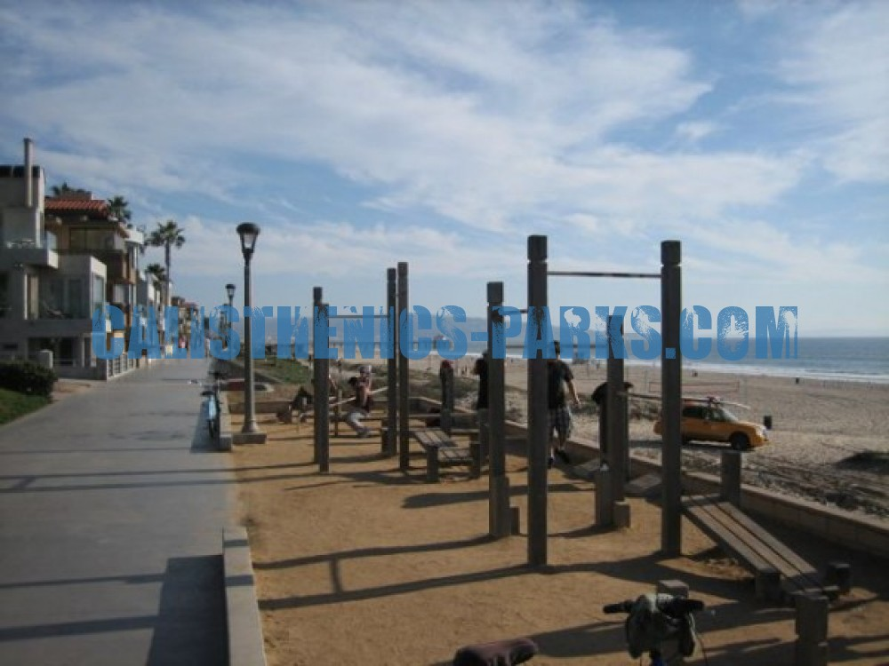 Gym Manhattan Beach Ca