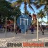Miami Beach - Calisthenics Beach Park - Lummus Park