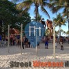 пляж Майами - Воркаут площадка - Lummus Park