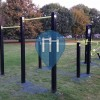 Gillingham - Outdoor Exercise Park - The Strand Leisure Park