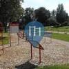 Euskirchen - Outdoor Gym - Wasserspielplatz Erftauen