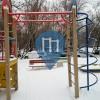 Moscow - Workout Playground - Kirovogradskaya ulitsa