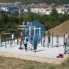 Solin - Calisthenics Workout Park - Kralijica Jelena Park