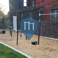 Toronto - Street Workout Park - Trekfit - Westmoreland Parkette