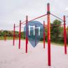Tres Cantos - Calisthenics Park - Parque Central