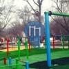Kokshetau - Calisthenics Park - Городской Парк