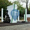 Thessaloniki - Parkour Park - Alexander's Garden