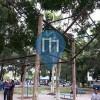 Guatemala City - Street Workut Park - Campo Marte
