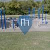 Wichita - Outdoor Exercise Station - Botanica Gardens