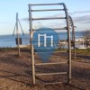 Aarhus - Outdoor Fitness Stations - Dronning Margrethes Vej