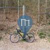 Baunatal - Fitness Gym Trail - Am Baunsberg
