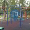 Moscow - Street Workout Park - ulitsa Devyataya Rota
