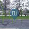 Sofia - Calisthenics Park - парк Здраве