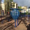 Saint Petersburg - Street Workout Equipment - проспект Непокорённых