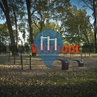 Montreal – Street Workout Park at Parc des Rapides