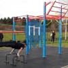 Neratovice - Street Workout Park - Revolution 13