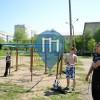 Chernivtsi - Street Workout Park - Pivdennokil'tseva St
