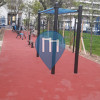 Villeurbanne - Outdoor Exercise Park - Parc Chanteur