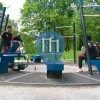 Amsterdam - Outdoor Gym - Rembrandtpark