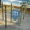 Marbella - Exercise park at the beach - Kenguru.PRO